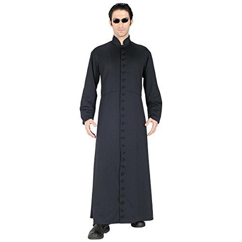Neo Matrix Costume (Deluxe Neo Adult Costume -)