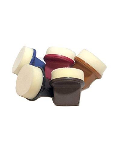 Tarrago Shoe Cream Sponge Applicators (5 daubers)