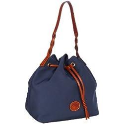 Dooney & Bourke Nylon Drawstring Shoulder Bag