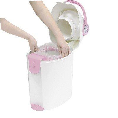 Baby Trend Diaper Champ Deluxe - Pink