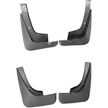 For Toyota Camry 97-01 Front Rear Fender Splash Guard Mud Flaps Mudguard 4 PC
