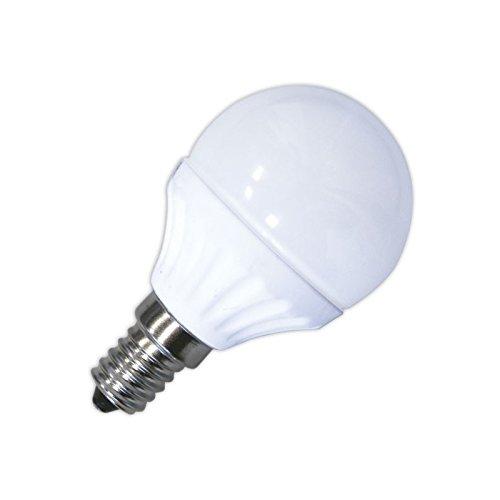 Bombilla LED E14 6W 560lm blanco neutro de GSC