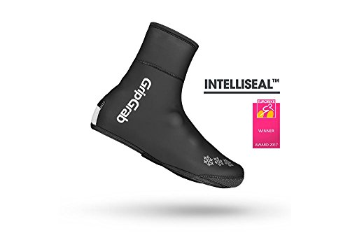 GripGrab Arctic Winter Over Shoe - Black from GripGrab