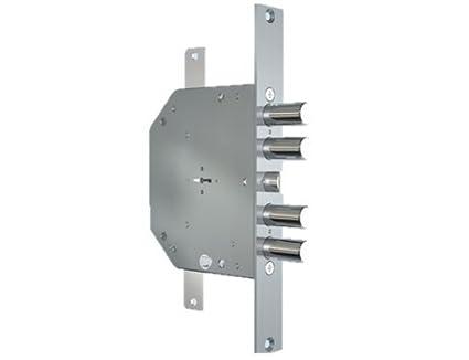 Cerradura Cr doble Mapa Ponerse Para Puertas blindadas Art. 2151 – 03 N Plus