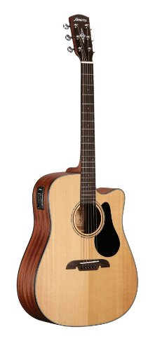 Alvarez AD30CE Artist Series Guitar (Acoustic Electric Guitar Alvarez)
