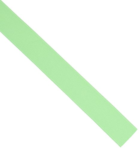 Schiff Ribbons 744-5 Polyester Grosgrain 7/8-Inch Fabric Ribbons, 100-Yard, Mint