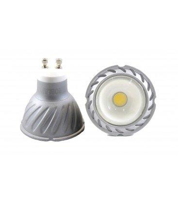 lampara led gu10 8w 3000k