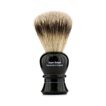 Truefitt & Hill Regency Super Badger Shave Brush - # Ebony - Regency Gel