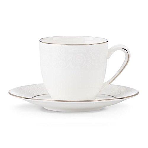 Lenox 849921 3 oz. Artemis Dinnerware Espresso Cup & Saucer