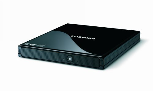 Toshiba PA3761U-1DV2 Portable/Slim USB SuperMulti DVD-Writer PC, Personal Computer