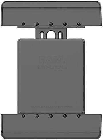 RAM Mounting Systems RAM Mount Tab-Lock/™ Locking Cradle f//10 Tablets Samsung Galaxy Tab 4 10.1 /& Tab S 10.5