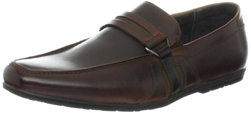 Stacy Adams Mens Kamden Slip-on Cognac