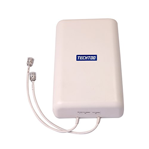 TECHTOO Hi-Gain 3G 4G LTE Indoor Outdoor 10dBi - Xm Mifi