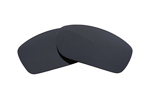 Best SEEK Replacement Lenses Oakley FIVES 4.0 - Polarized Black - Replacement For Lenses Oakley Fives