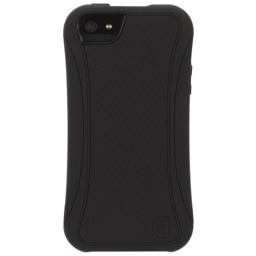 Griffin Technology GB38162 Slim Back Case für Apple iPhone 5C schwarz