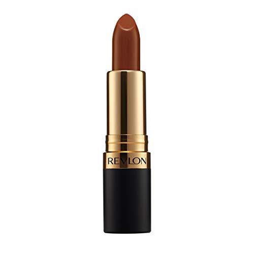 Revlon Super Lustrous Matte Lipstick, Superstar Brown, 0.15 Ounce