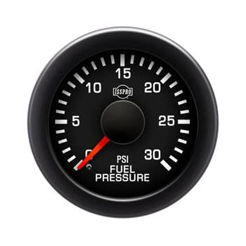 R14066 Gauge Only Isspro Gauges Fuel Pressure Gauge