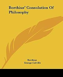 Boethius' Consolation of Philosophy