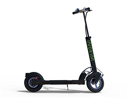 Inokim Quick-2 Myway Electric Scooter Portable Foldable Mini Electric Bike 18AH Multiple Colors (Black)