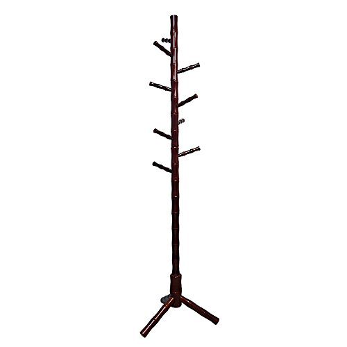 LQQGXLModern minimalist coat rack, Solid wood hanger vertical bedroom simple hanger racks by LQQGXL