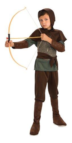 Rubie's Deluxe Robin Hood Costume - Large (10-12)