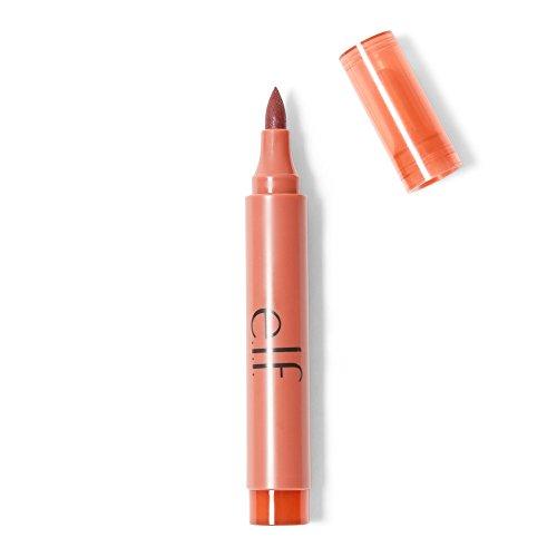 e.l.f. Lip Stain, Nude Nectar, 0.08 Ounce