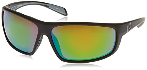 Native Eyewear Bigfork Polarized Sunglasses, Matte Black - Sunglasses Summit