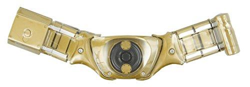 Rubie's Costume Batman The Dark Knight Rises Batman Belt, Gold, One Size ()