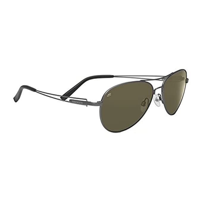 e0faad914a Grigio Occhiali Lente Polarized Sole Serengeti Da 555nm huge ...