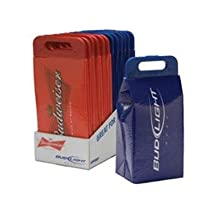 Koolit Budweiser/Bud Light Collapsible Cooler Bag Qty: 1
