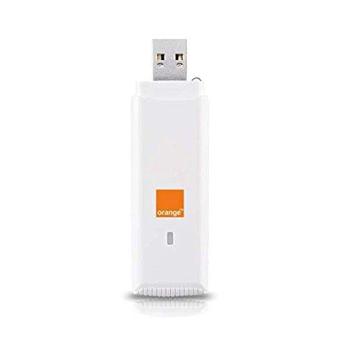 Huawei Technology Ltd - HUAWEI E1752 3G USB Modem Orange logo white