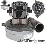 Ametek Lamb Vacuum Blower / Motor 120 Volts 116210-85