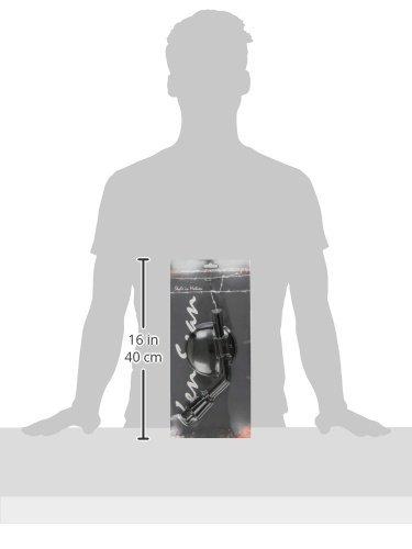 Ken Sean 970511 Black Dual Sport Right Hand Mirror