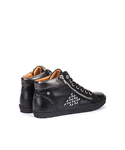 Femme Lagos Pikolinos Noir Black black Baskets 901 Hautes i18 aXBwdq