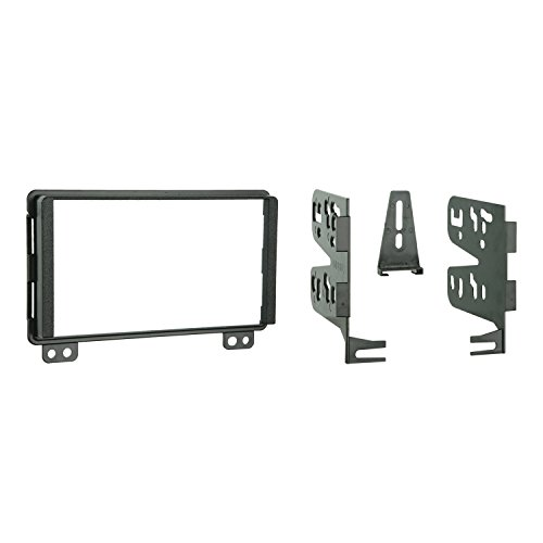Metra 95-5026 Double DIN Installation Kit for Select 2001-up Ford, Lincoln and (2003 Stereo Installation Kit)