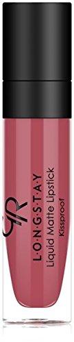 GOLDEN ROSE Longstay Liquid Matte Lipstick - COLOR 04 ERKÜL COSMETICS
