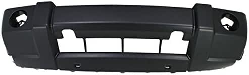 06-10 Commander Front Bumper Cover Assembly w//Fog Lamp Holes CH1000875 5183619AA