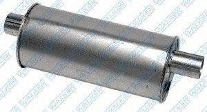 Rumble R20422 Exhaust Muffler RUMBLE 13X4.25X9.5 3//2.25 C//D