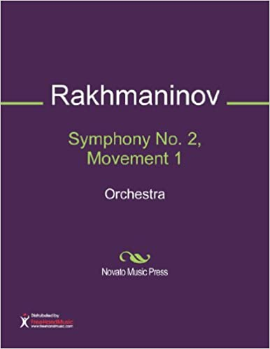 Symphony No. 2, Movement 1 Sheet Music (Orchestra)