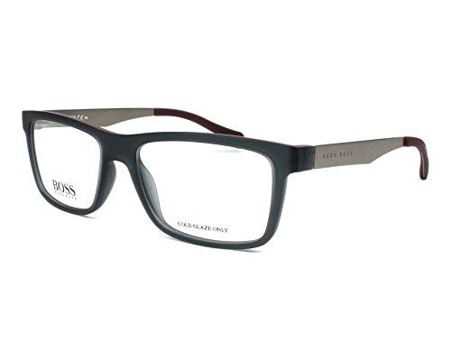 Eyeglasses Boss Black Boss 870 005G Matte Gray - Glasses Boss Prescription