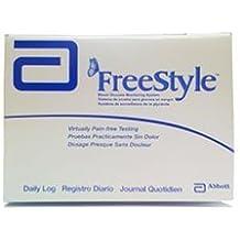 FreeStyle Glucose Log Book