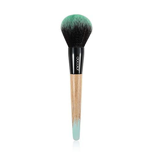Docolor Crystal Forest Powder Brush Large Coverage Mineral Powder Foundation Blending Makeup Brush
