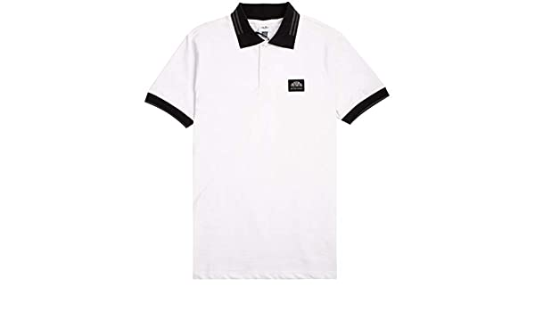 Ellesse Attardo Polo Shirt White XS: Amazon.es: Ropa y accesorios