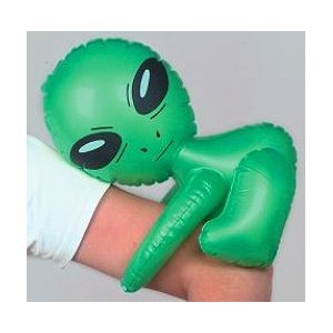 Rhode Island Novelty Alien Inflatables