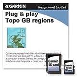 Garmin TOPO! Scotland G.B. Map microSD Card