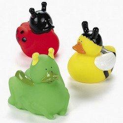 最新作の 12 Insect Duckies Rubber [並行輸入品] Duckies [並行輸入品] 12 B01K1UPMTC, ガモウチョウ:fef667cc --- clubavenue.eu