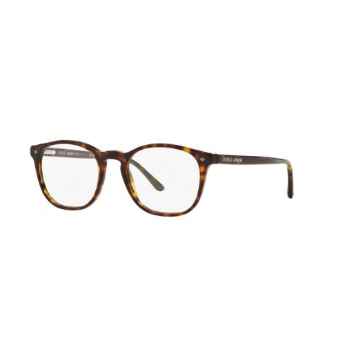Giorgio Armani - FRAMES OF LIFE AR 7074, Geometric, acetate, men, DARK HAVANA(5026), 50/19/145