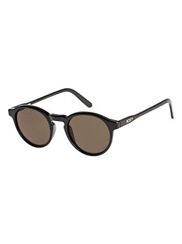 Roxy Womens Moanna - Sunglasses - Women - One Size - Multicolor Shiny Black Glitters/Grey One Size from Roxy
