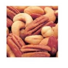 Mixed Nuts No Peanuts Oil Roast, Salted -- 6 Count 2.38 Pound