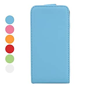 Genuine Leather Full Body Case for iPhone 4 and 4S (Assorted Colors) , Red